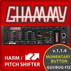 Ghammy Harm / Pitch-Shifter