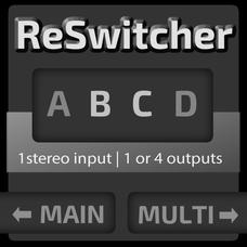 ReSwitcher Audio Selector
