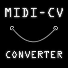 MIDI-CV Converter