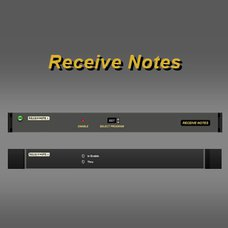 Player Receive Notes