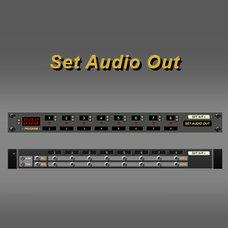Set Audio Out