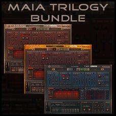Maia Trilogy Bundle