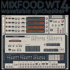 Mixfood WT4 Wavetable Synthesizer