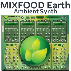 Mixfood Earth Ambient Synth