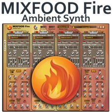 Mixfood Fire Ambient Synth