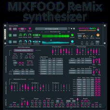 Mixfood ReMix Wavetable Synthesizer