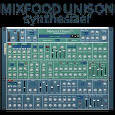 Mixfood Unison Xs Sample-based Synth