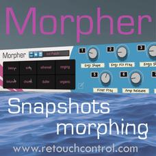 Morpher CV Utility