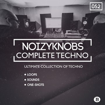 Complete Techno By Noizyknobs
