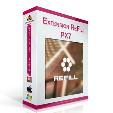 Extension ReFill-PX7