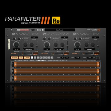 Parafilter III Sequencer