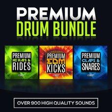 Premium Drum Bundle
