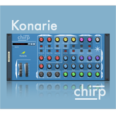 Konarie Chirp Synthesizer
