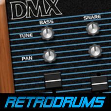 RetroDrums DMX Drum Module