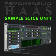 Psychedelic Haas Sample Slice Unit