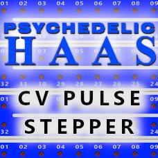 PSYH - CV Pulse Stepper