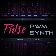 Pulse PWM Synth