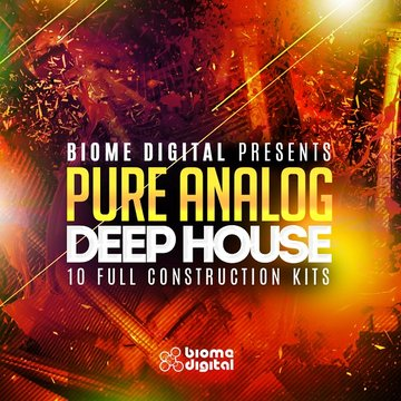 Pure Analog Deep House
