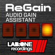 ReGain Audio Gain Assistant