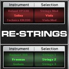 Re-Strings