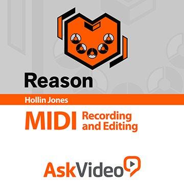 MIDI Recording & Editing