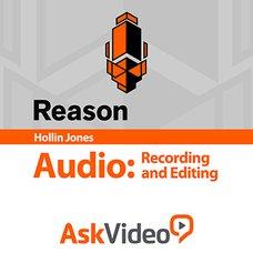 Audio Recording and Editing