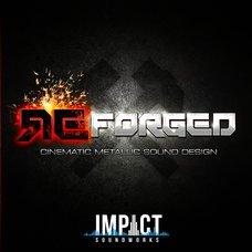 ReForged - Cinematic Metallic Sound Design