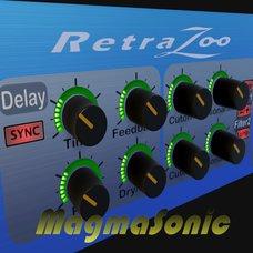 Retrazoo Delay effect