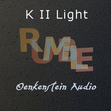 Rumble K2 Player Light