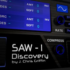SAW-1 Discovery SawWave Synth