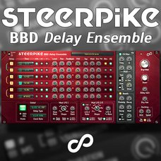 Steerpike BBD Delay Ensemble