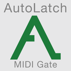 AutoLatch MIDI Gate