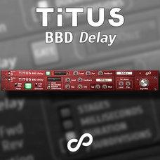 Titus BBD Delay Line