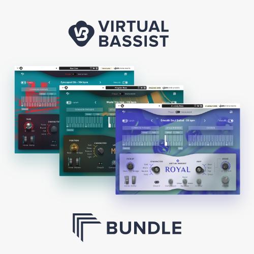 Virtual Bassist Bundle