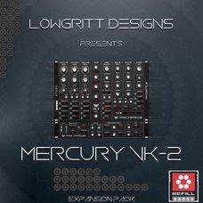 Mercury VK-2 Expansion Pack