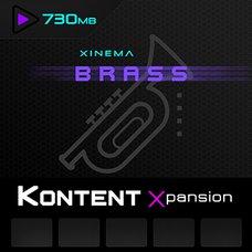 Glacius X Xinema Brass Xpansion