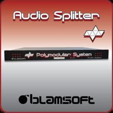 Polymodular Audio Splitter
