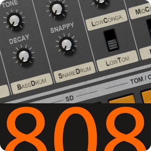Jackbox 7R-808 Analog Drum Module
