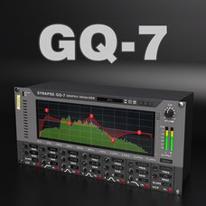 Synapse GQ-7 Graphic Equalizer