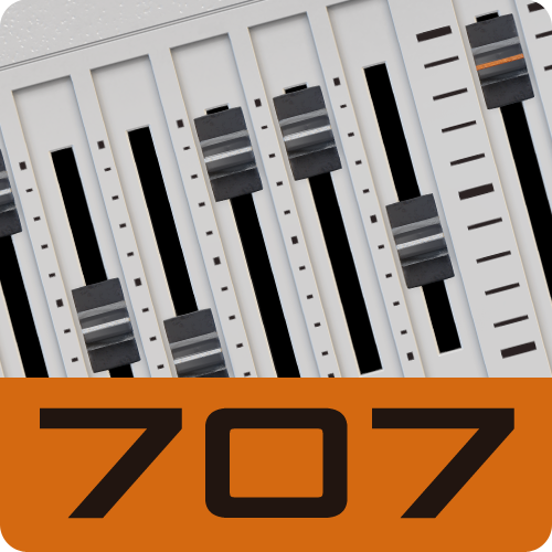 JackBox 7R-707 Drum Module