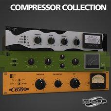 McDSP Compressor Collection