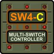 SW4-C Multi-Switch Controller