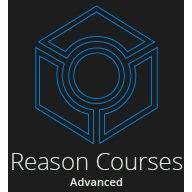 Reason Advanced Course