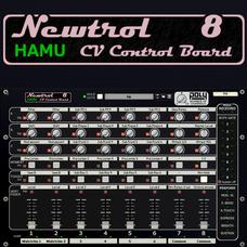 Newtrol_8 CV Control Board