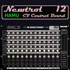 Newtrol_12 CV Control Board