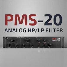 PMS-20 Analog HP/LP Filter