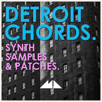 Detroit Chords - Synth Samples & Patches
