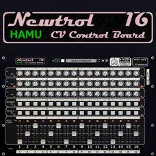 Newtrol_16 CV Control Board