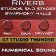 RiVerb Studios Snd Stages Symphony Halls