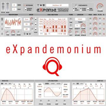eXpandemonium